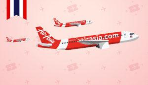 โปรโมชั่นเด็ด ตั๋วเครื่องบินบุฟเฟต์ จากแอร์เอเชีย! เปิดจำหน่ายแล้ววันนี้