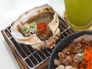 กระดองปูซ้ำ ในเมนูอาหารหลายชนิด