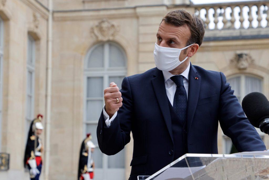 ovid 19 ฝรั่งเศส วิกฤตหนัก