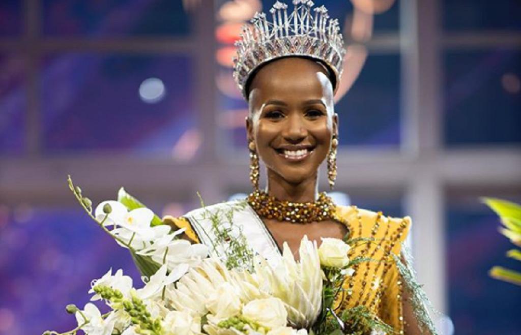 miss south africa 2020 สวยฉลาด