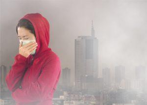 ชาวกรุง อ่วมหนักมาก ฝุ่น PM 2.5 กทม. เกินค่ามาตรฐาน สูงปรี๊ด !