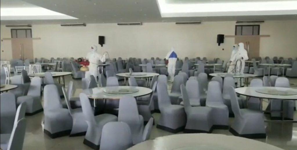 หลังจัดงานแต่งช่วงโควิด ที่โรงแรมมีการทำความสะอาดอย่างดี