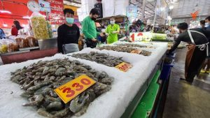 ผู้ติดเชื้อ COVID 19 ระลอกใหม่ โยงกับสถานที่ขาย อาหารทะเล เป็นส่วนใหญ่