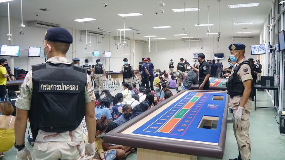 ทำไม บ่อนการพนัน ไม่สามารถทำให้ถูกกฎหมาย ในประเทศไทยได้