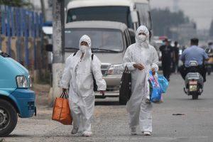 COVID 19 ประเทศจีน น่ากลัวอีกครั้ง