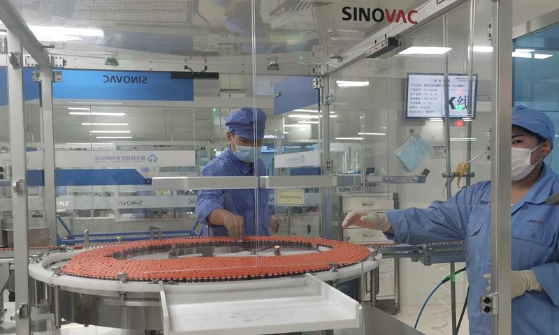 Sinovac ผ่านการรับรองจาก WHO